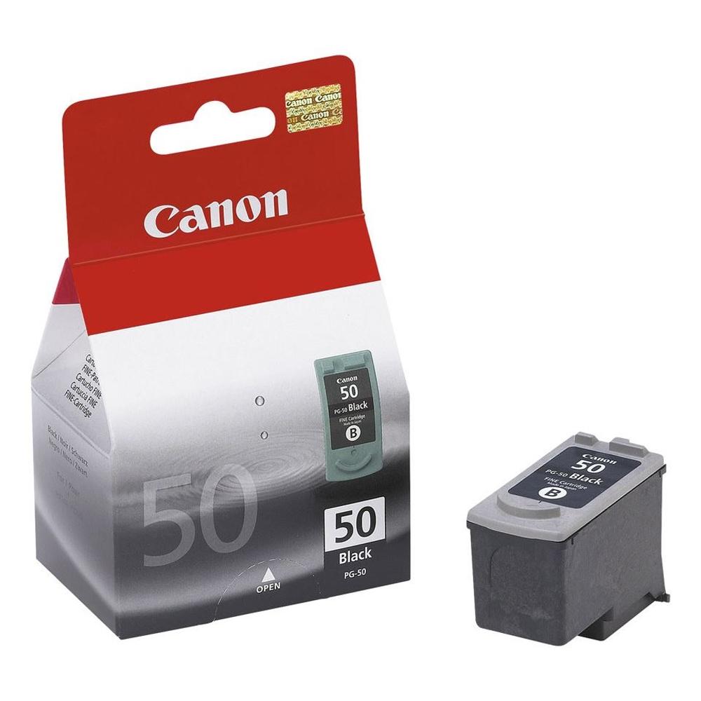 Canon Μελάνι Inkjet PG-50 Black (0616B001) (CANPG-50)