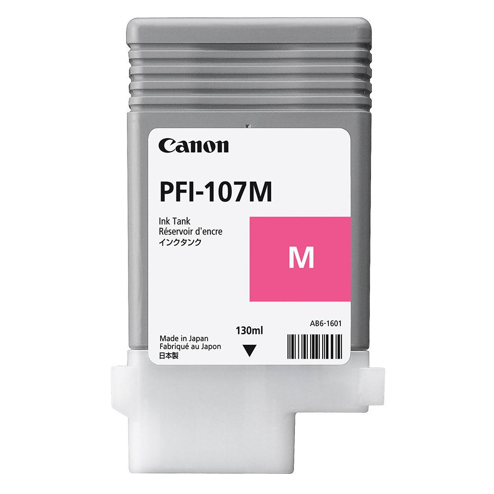 Canon Μελάνι Inkjet PFI-107M Magenta (6707B001AA) (CANPFI-107M)