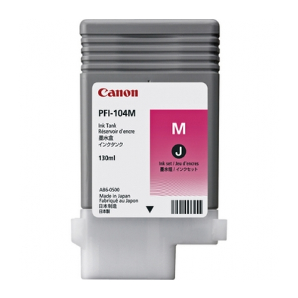 Canon Μελάνι Inkjet PFI-104M Magenta (3631B001) (CANLF-104M)
