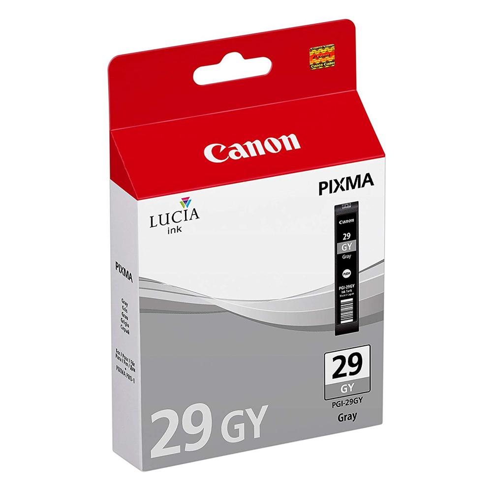 Canon Μελάνι Inkjet PGI-29GY Grey (4871B001) (CANPGI-29GY)
