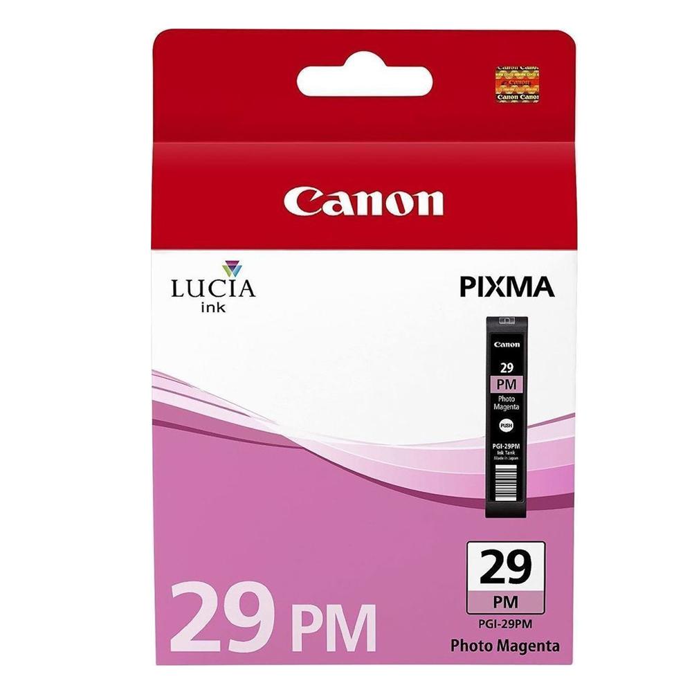 Canon Μελάνι Inkjet PGI-29PM Photo Magenta (4877B001) (CANPGI-29PM)