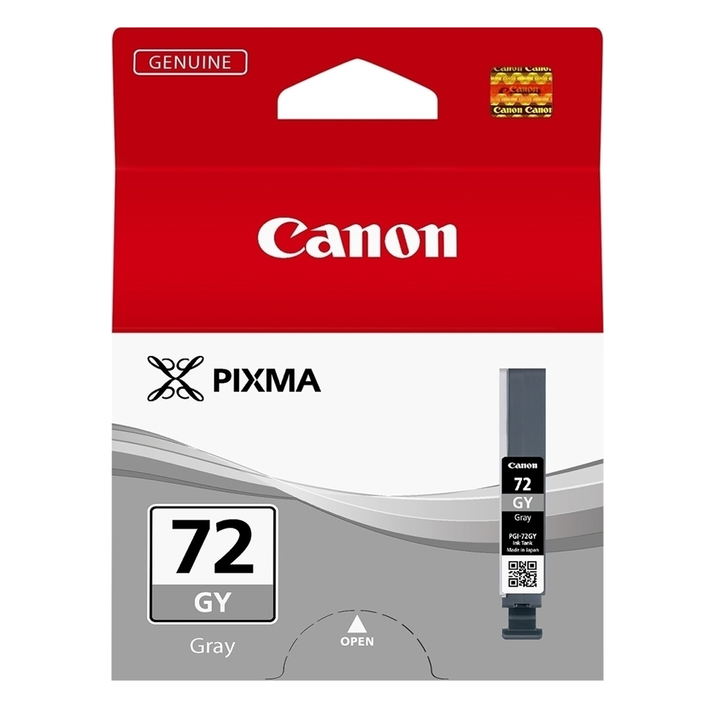 Canon Μελάνι Inkjet PGI-72GY Grey (6409B001) (CANPGI-72GY)