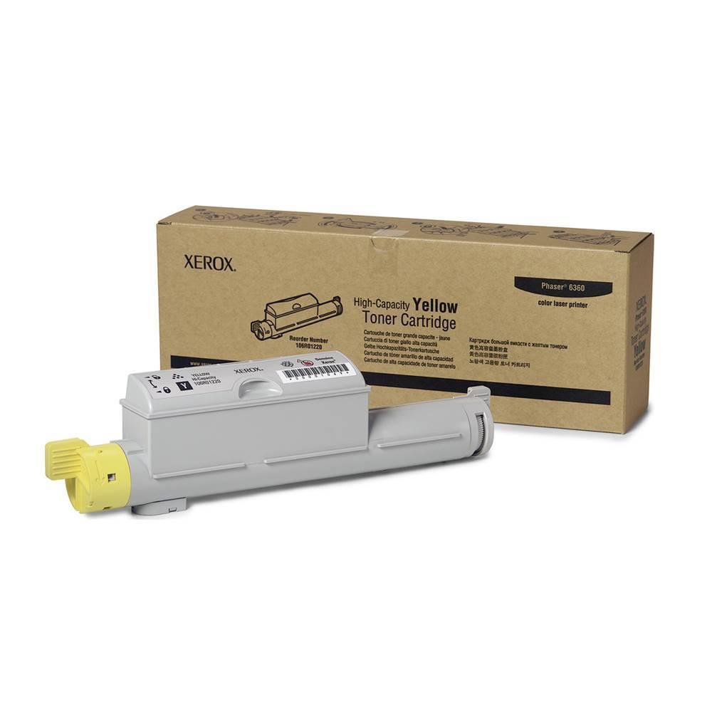 XEROX 7142 YELLOW INK CASSETE 110ml (106R01310) (XER106R01310)