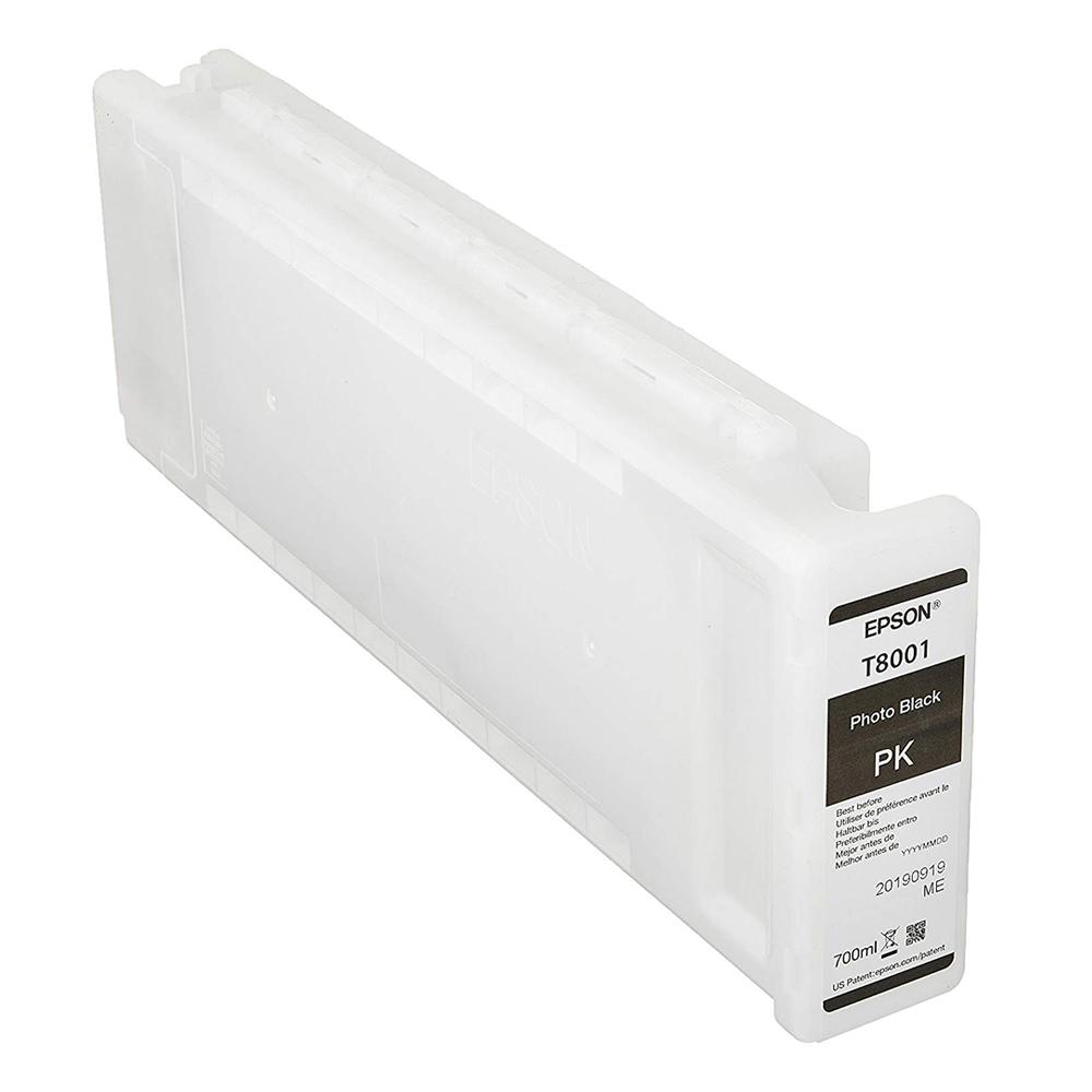 Epson Μελάνι Inkjet T8001 Photo Black (C13T800100) (EPST800100)