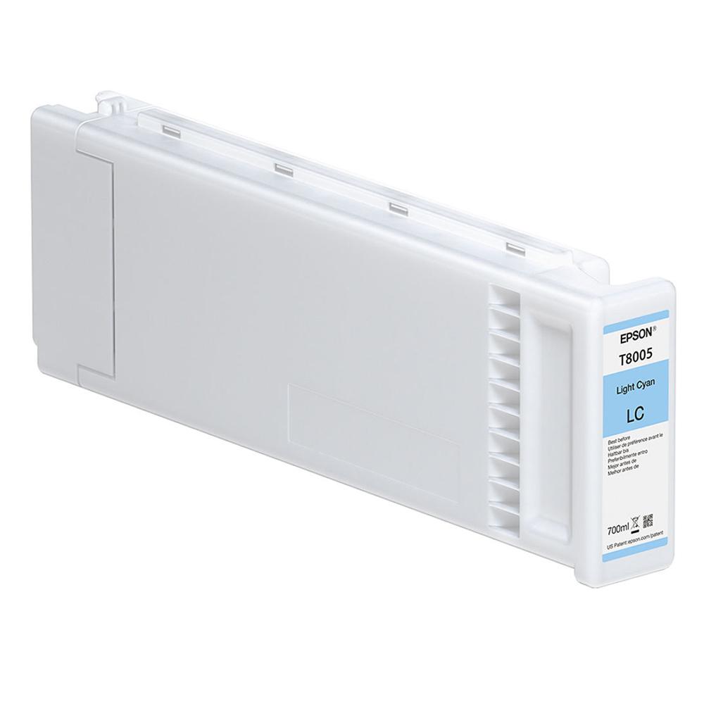 Epson Μελάνι Inkjet T8005 Photo Cyan (C13T800500) (EPST800500)