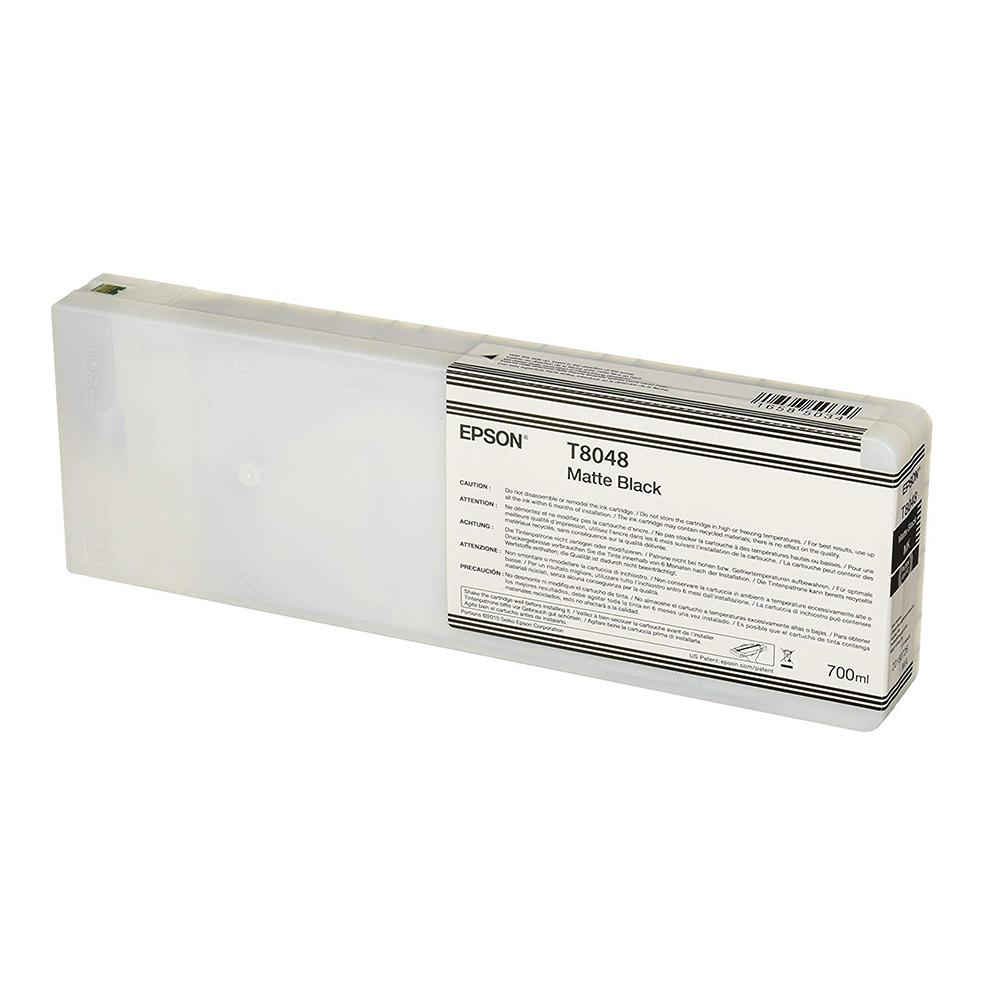 Epson Μελάνι Inkjet T8048 Matte Black (C13T804800) (EPST804800)