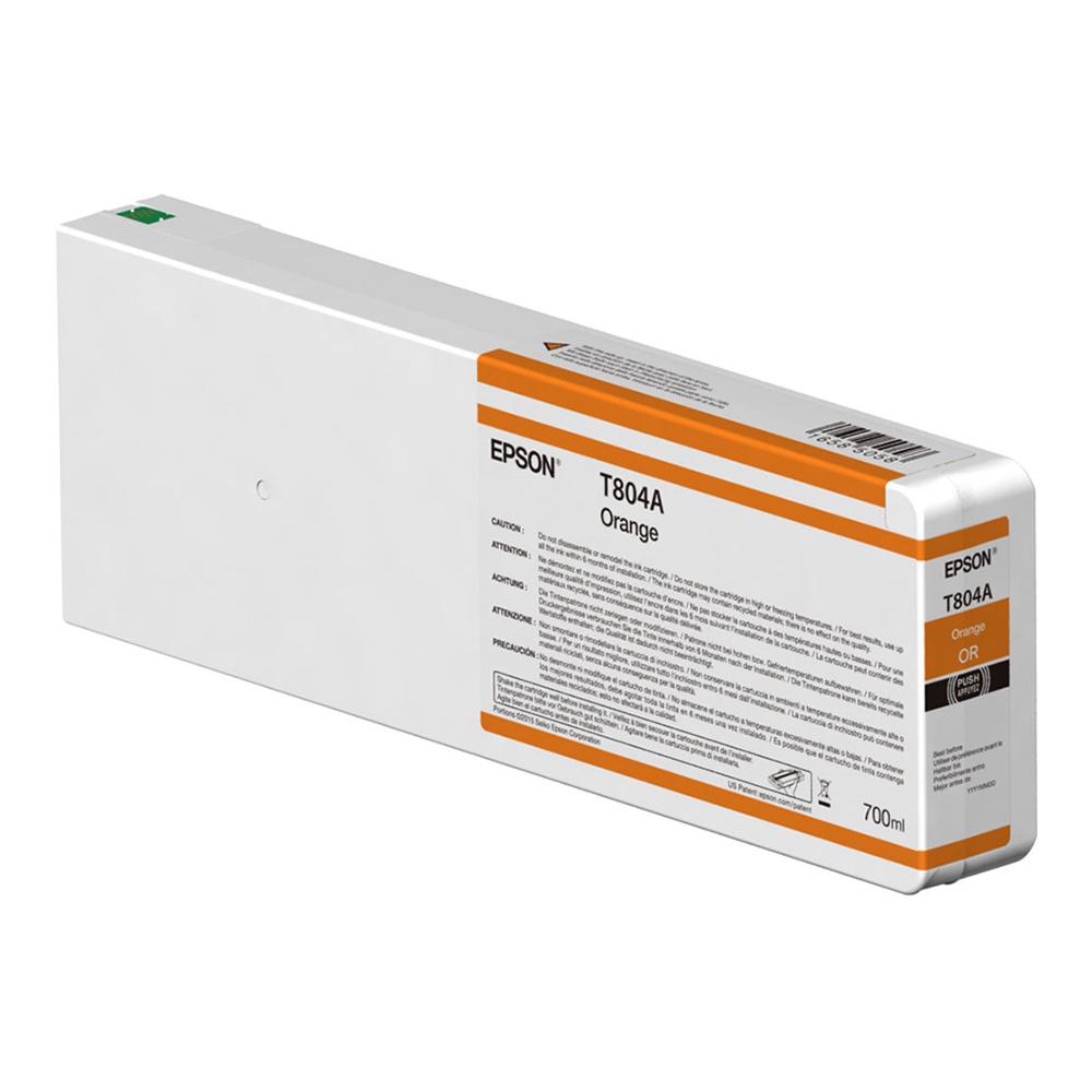 Epson Μελάνι Inkjet T804A Orange (C13T804A00) (EPST804A00)