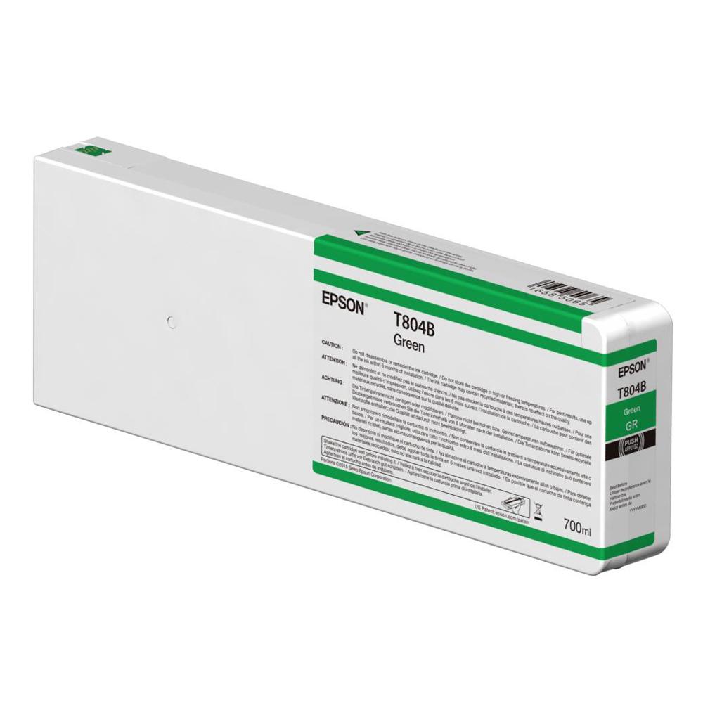Epson Μελάνι Inkjet T804B Green (C13T804B00) (EPST804B00)