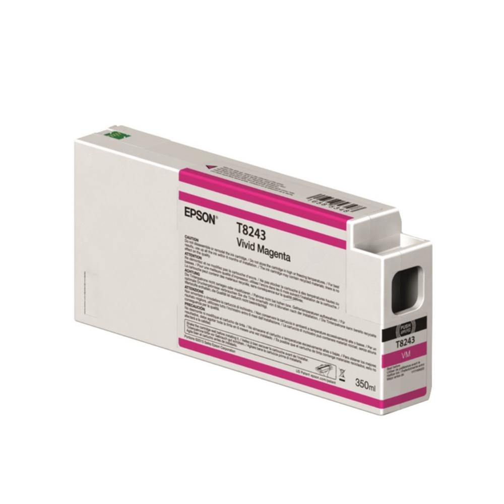 Epson Μελάνι Inkjet T8243 Magenta (C13T824300) (EPST824300)