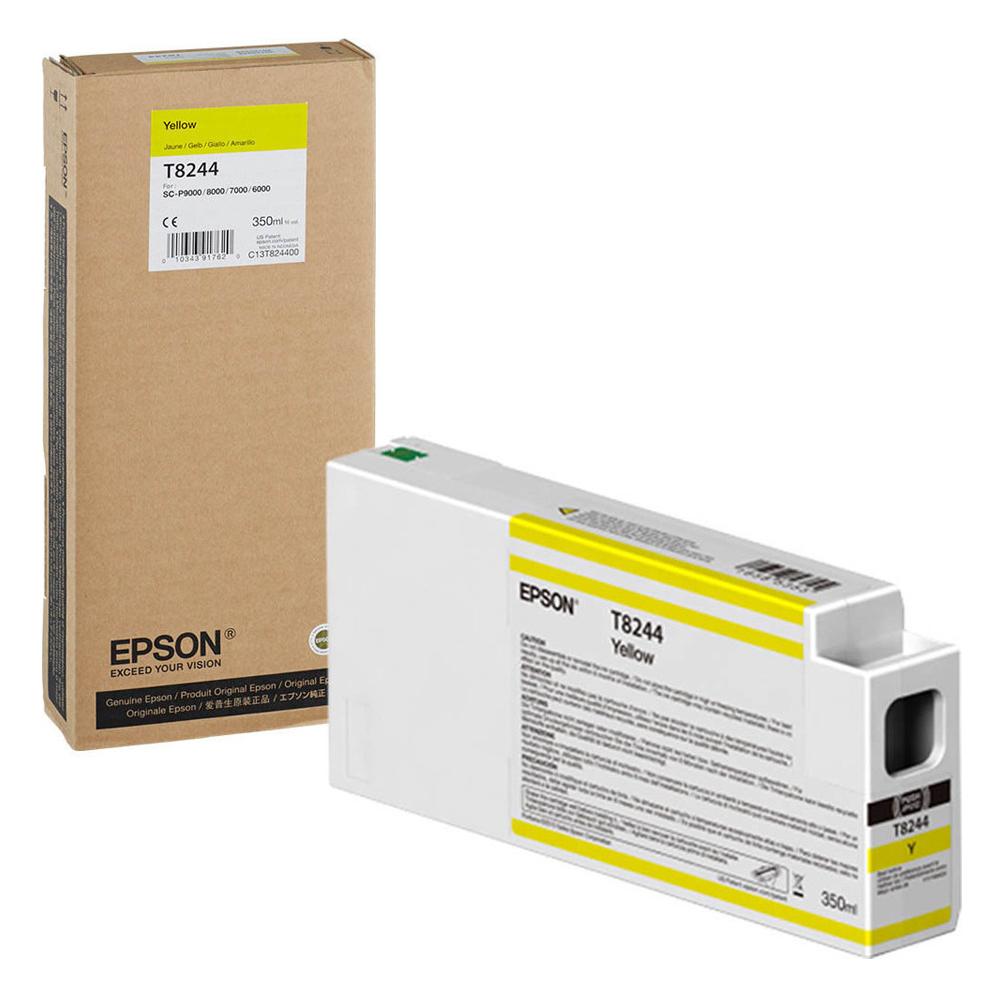 Epson Μελάνι Inkjet T8244 Yellow (C13T824400) (EPST824400)