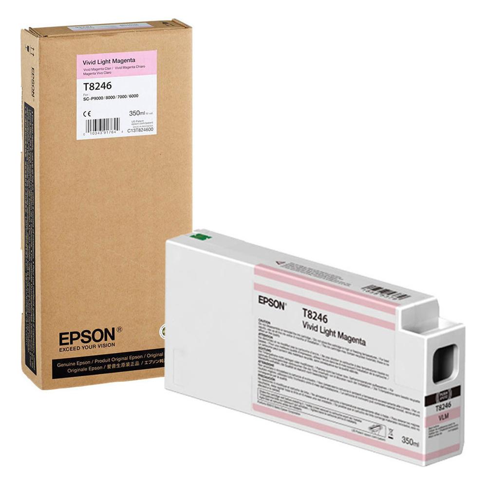 Epson Μελάνι Inkjet T8246 Photo Magenta (C13T824600) (EPST824600)