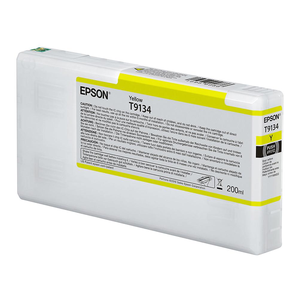 Epson Μελάνι Inkjet T9134 Yellow (C13T913400) EPST913400