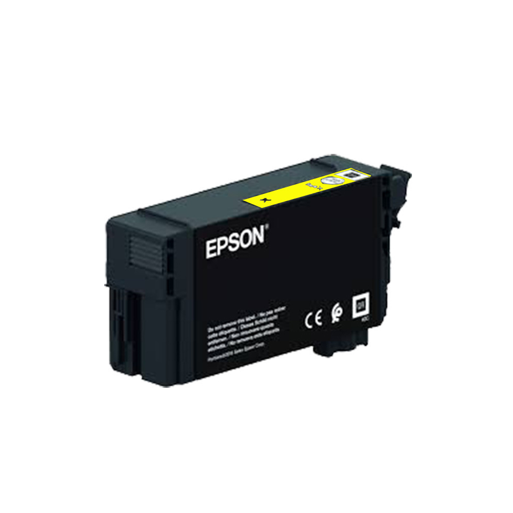 Epson Μελάνι Inkjet Ultrachrome XD2 Yellow (C13T41F440) (EPST41F440)