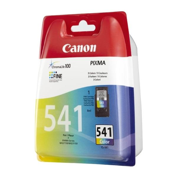 Canon Μελάνι Inkjet CL-541 Colour (5227B005) (CANCL-541)