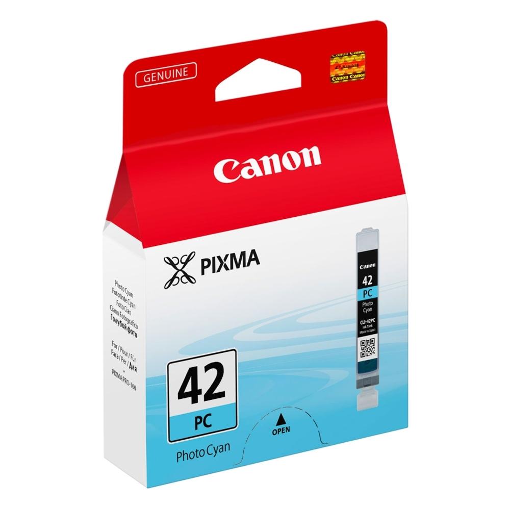Canon Μελάνι Inkjet CLI-42PC Photo Cyan (6388B001) (CANCLI-42PC)