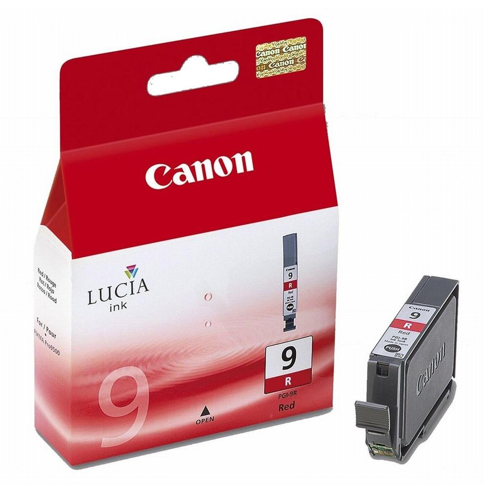 Canon Μελάνι Inkjet PGI-9R Red (1040B001) (CANPGI-9R)