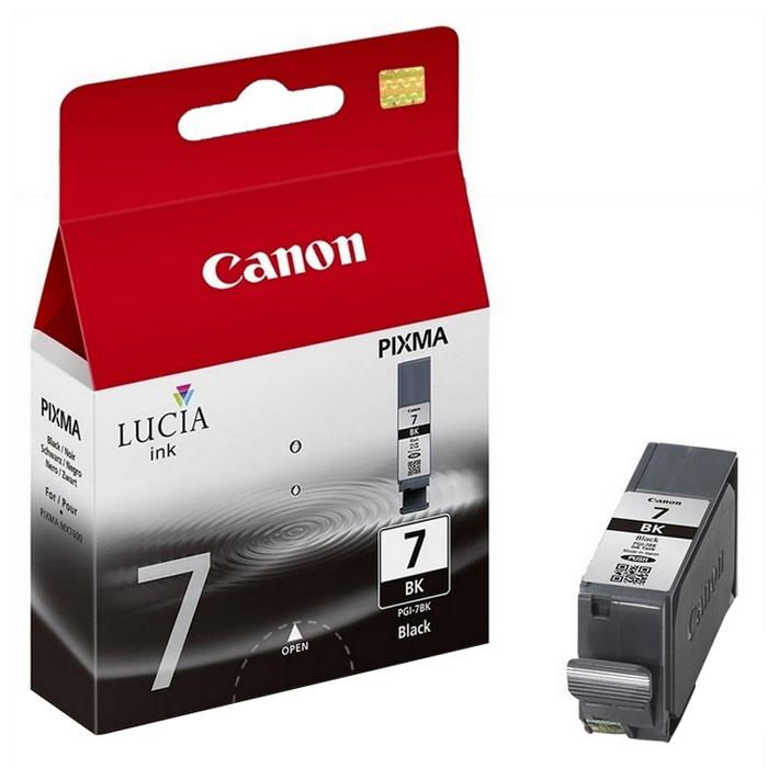 Canon Μελάνι Inkjet PGI-7B Black (2444B001) (CANPGI-7BK)