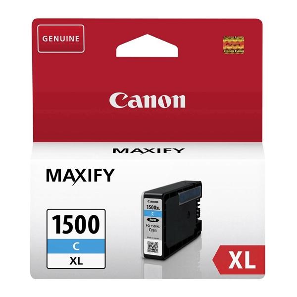 Canon Μελάνι Inkjet PGI-1500C XL Cyan (9193B001) (CANPGI-1500C)