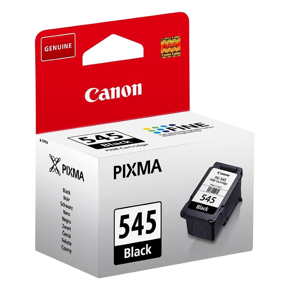 Canon Μελάνι Inkjet PG-545 Black (8287B001) (CANPG-545)