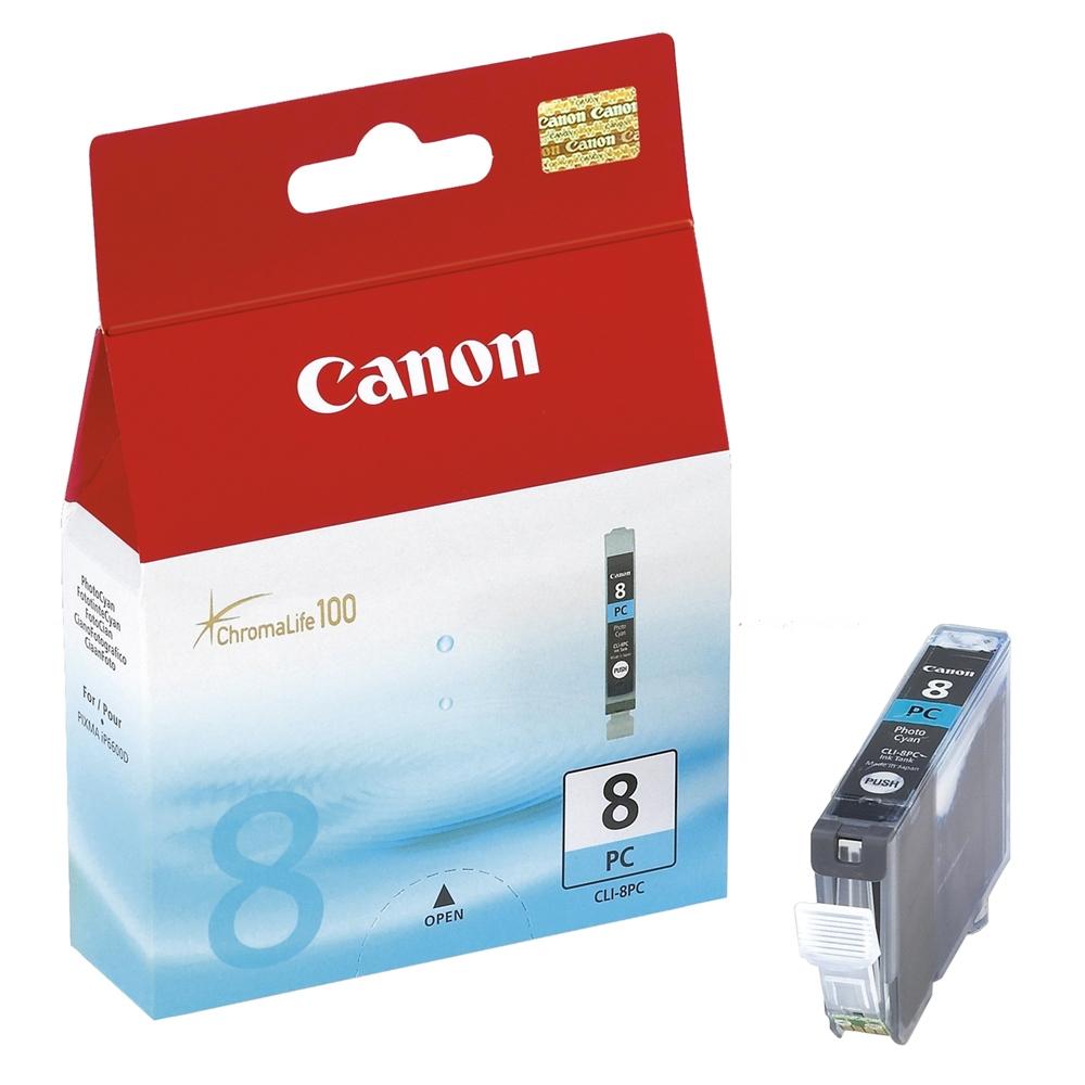 Canon Μελάνι Inkjet CLI-8PC Photo Cyan (0624B001) (CANCLI-8PC)