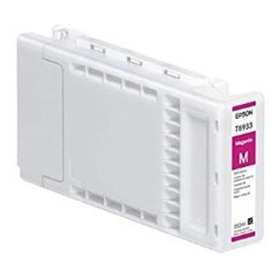 Epson Μελάνι Inkjet T6931 Ultra Chrome XD Magenta 350 ml (C13T693300) (EPST693300)