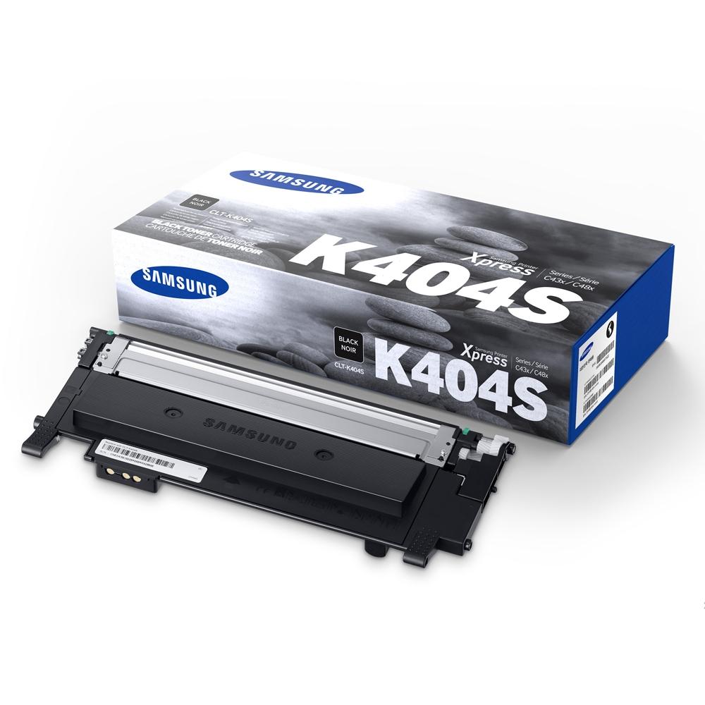 Samsung CLT-K404S Black Toner Cartridge (SU100A) (HPCLTK404S)