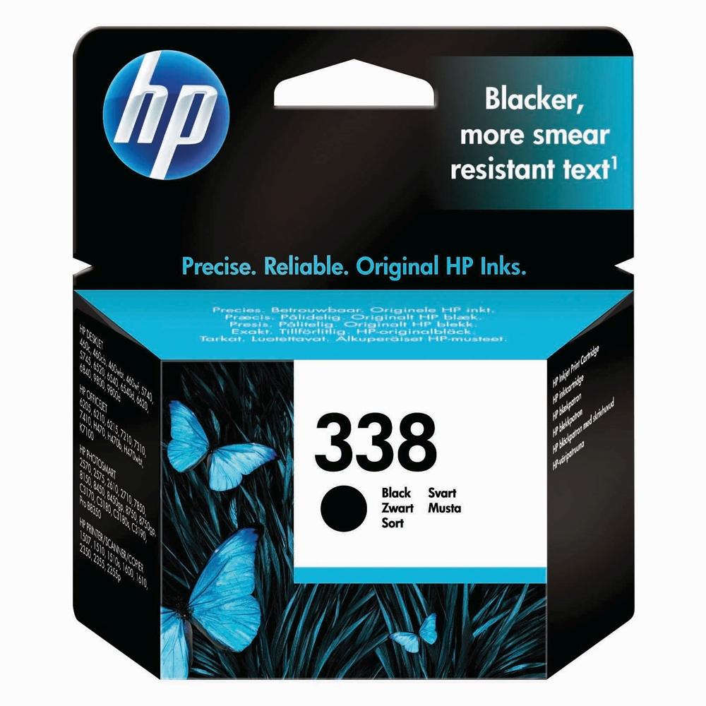 HP Μελάνι Inkjet No.338 Black (C8765EE) (HPC8765EE)