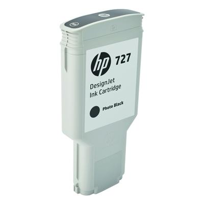 HP Μελάνι Inkjet No.727 Photo Black (F9J79A) (HPF9J79A)