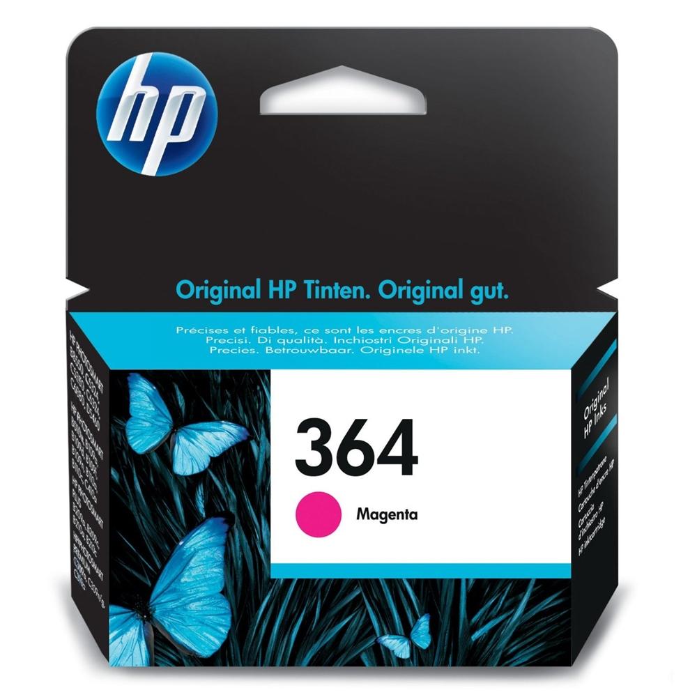 HP Μελάνι Inkjet Nο.364 Magenta (CB319EE) (HPCB319EE)