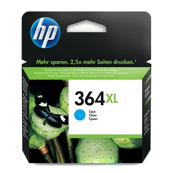 HP Μελάνι Inkjet Nο.364XL Cyan (CB323EE) (HPCB323EE)