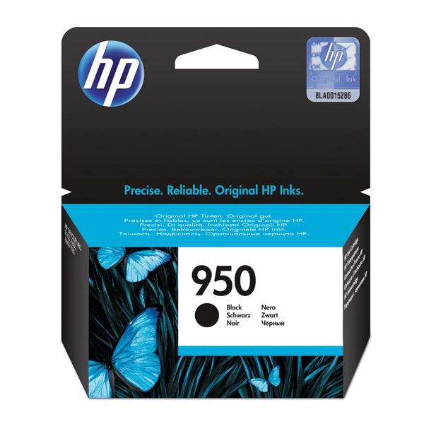 HP Μελάνι Inkjet No.950 Black (CN049AE) (HPCN049AE)
