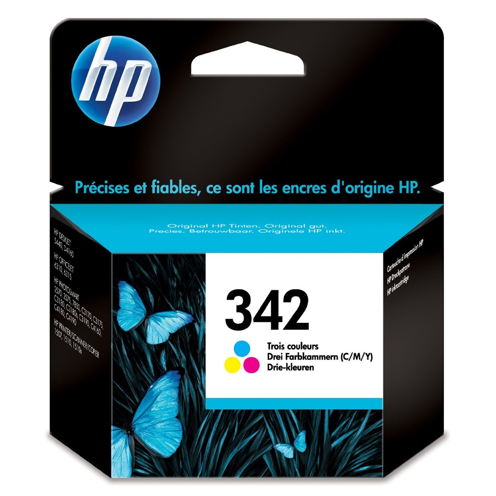 HP Μελάνι Inkjet No.342 Colour (C9361EE) (HPC9361EE)