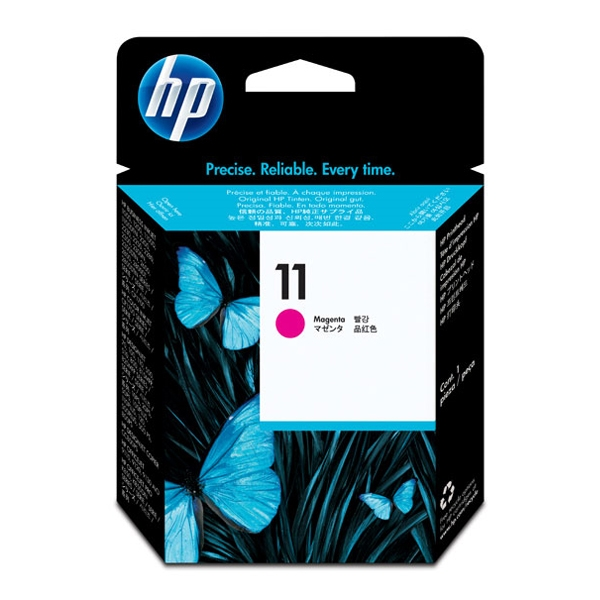 HP Κεφαλή Εκτύπωσης Inkjet No.11 Magenta (C4812A) (HPC4812A)