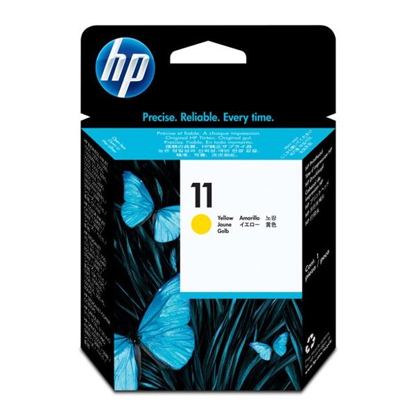 HP Κεφαλή Εκτύπωσης Inkjet No.11 Yellow (C4813A) (HPC4813A)