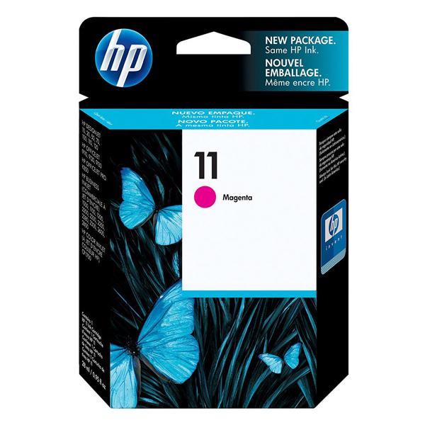 HP Μελάνι Inkjet No.11 Magenta (C4837A) (HPC4837A)