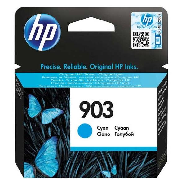 HP Μελάνι Inkjet No.903 Cyan (T6L87AE) (HPT6L87AE)