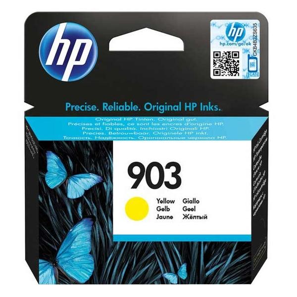 HP Μελάνι Inkjet No.903 Yellow (T6L95AE) (HPT6L95AE)