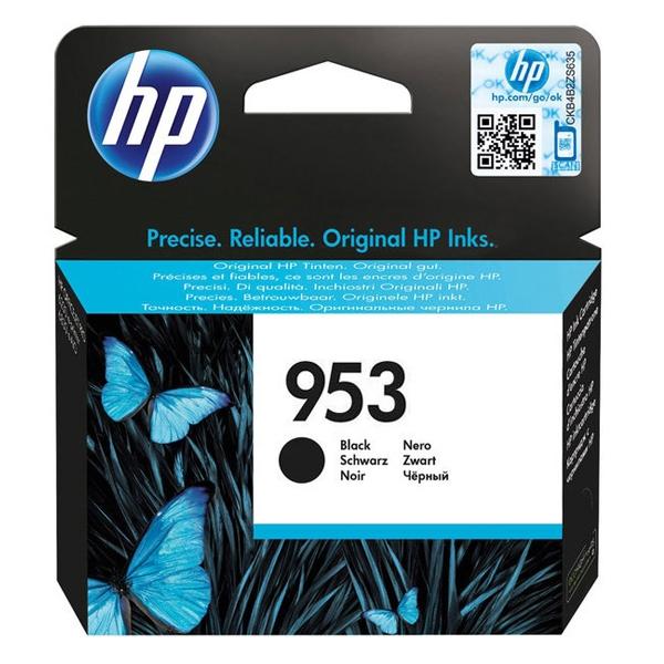 HP Μελάνι Inkjet 953 Black (L0S58AE) (HPL0S58AE)