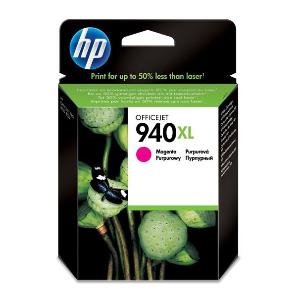HP Μελάνι Inkjet No.940XL Magenta (C4908AE) (HPC4908AE)