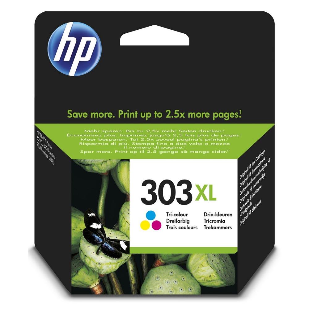 HP Μελάνι Inkjet No 303XL Tri-Colour (T6N03AE) (HPT6N03AE)
