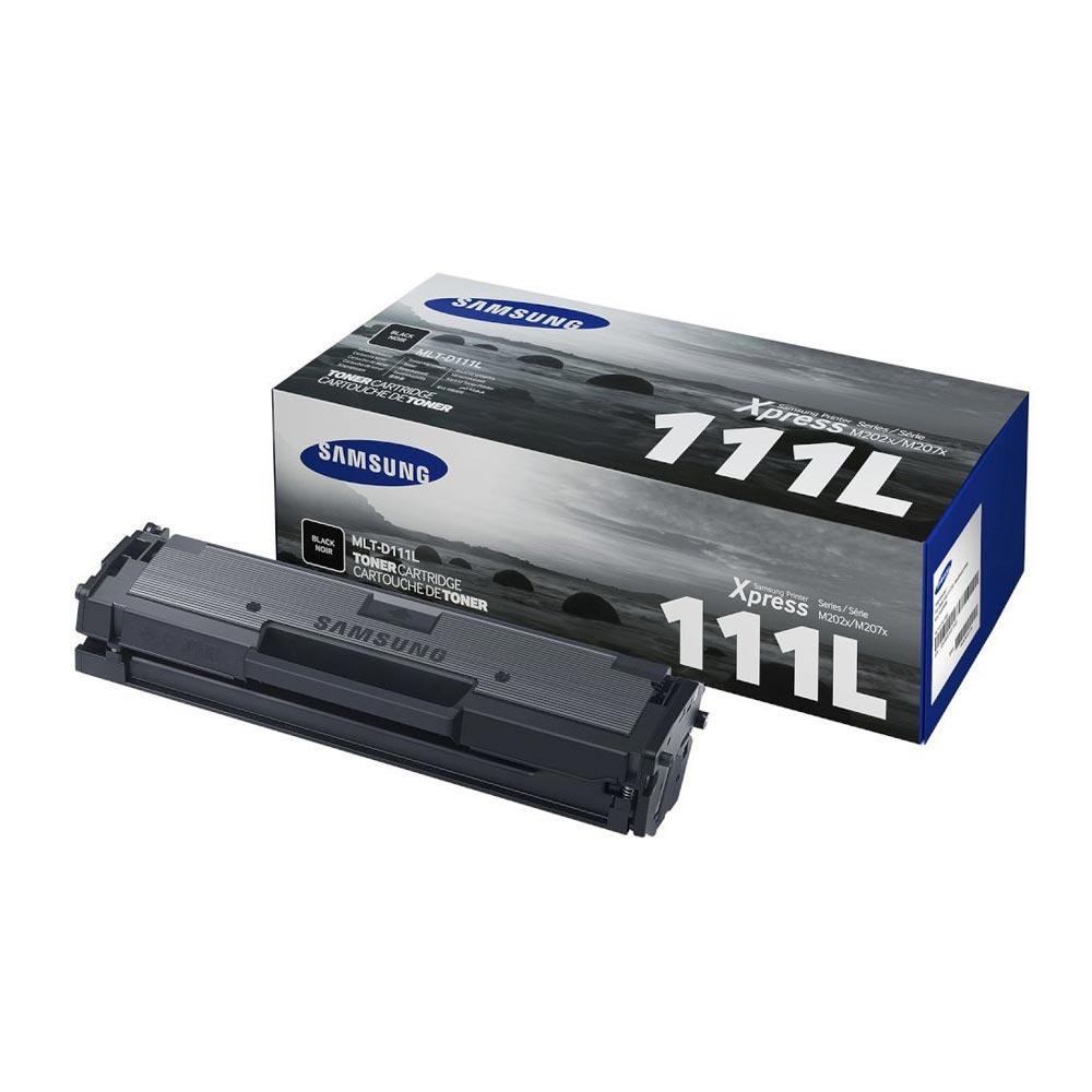 Samsung MLT-D111L H-Yield Blk Toner Cartridge (SU799A) (HPMLTD111L)