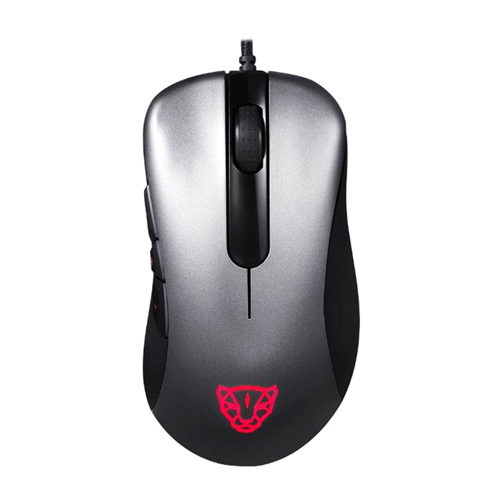 Motospeed V70 Wired gaming mouse PMW3360 grey color