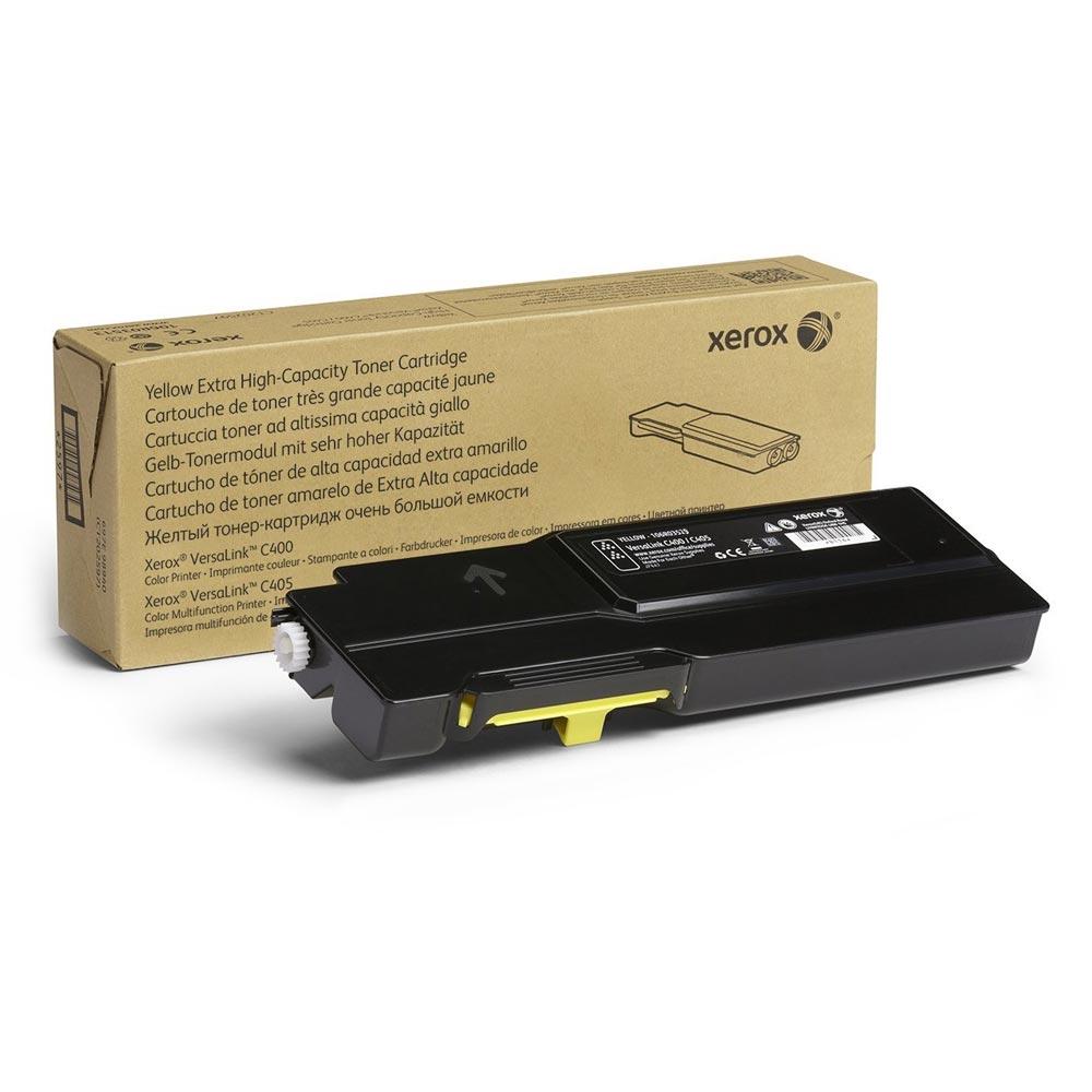 XEROX VERSALINK C400/C405 TONER YELLOW  EHC (8K) (106R03529) (XER106R03529)