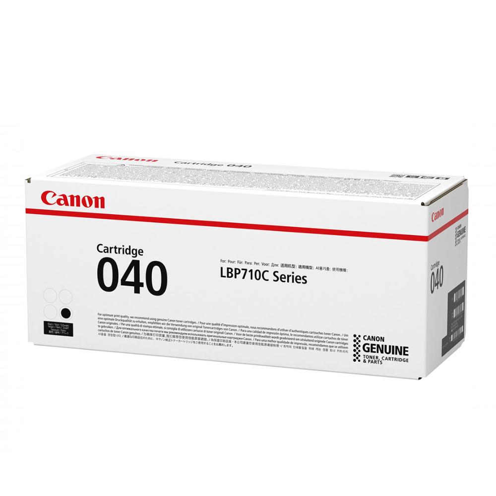 CANON LBP710 SERIES TONER BLACK (6.3K) (0460C001) (CAN-040BK)
