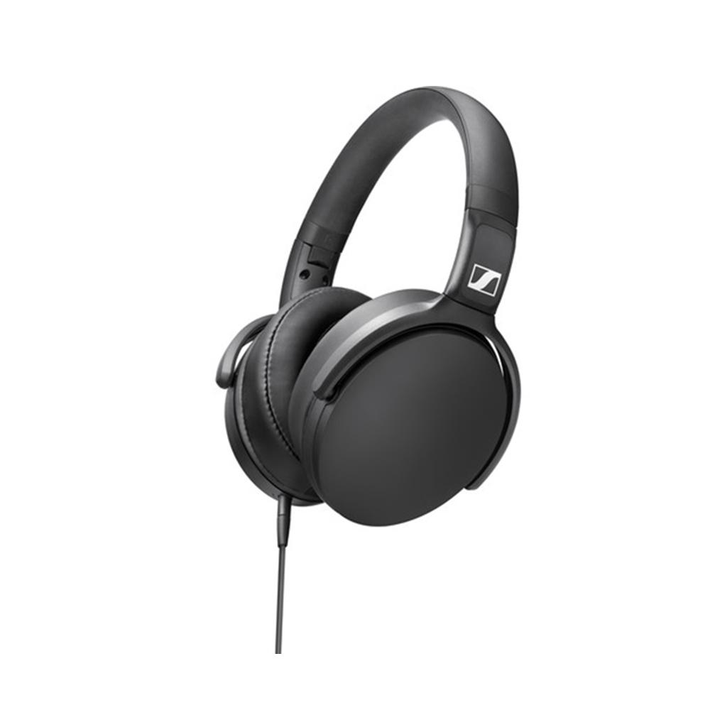 Headset Sennheiser HD-400S Black (508598) (SEN508598)