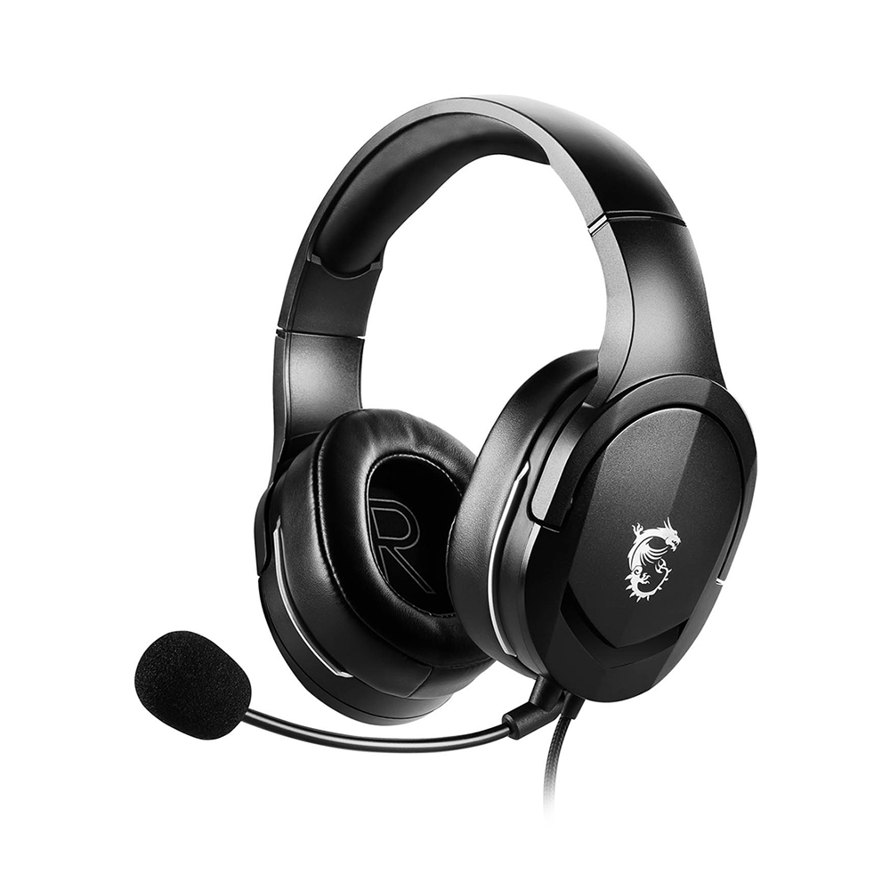 MSI Immerse GH20 Gaming Headset (S37-2101030-SV1) (MSIS37-2101030-SV1)