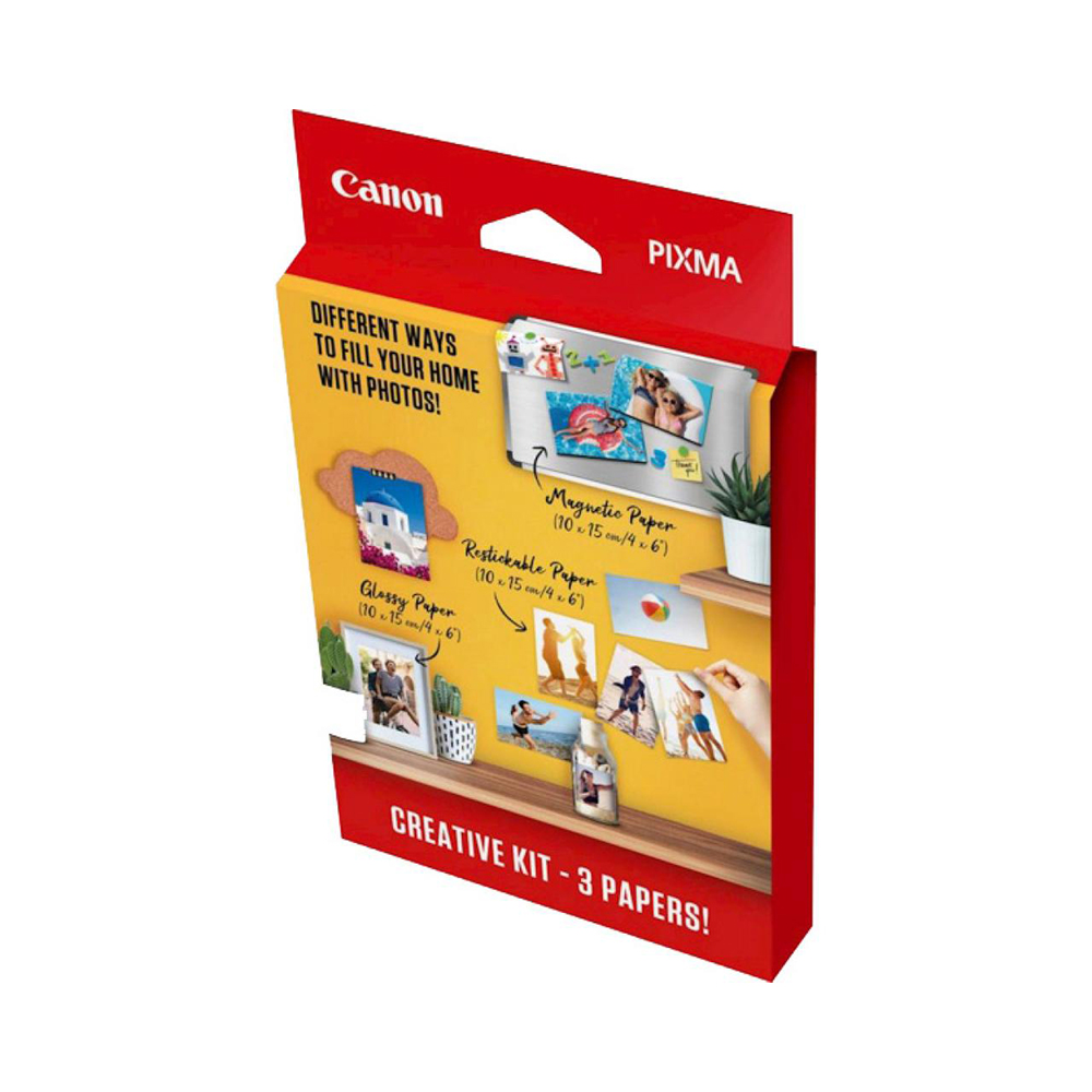 Canon Pixma Creative Kit MG101+RP-101PP201 (3634C003AA) (CAN-CRKIT)