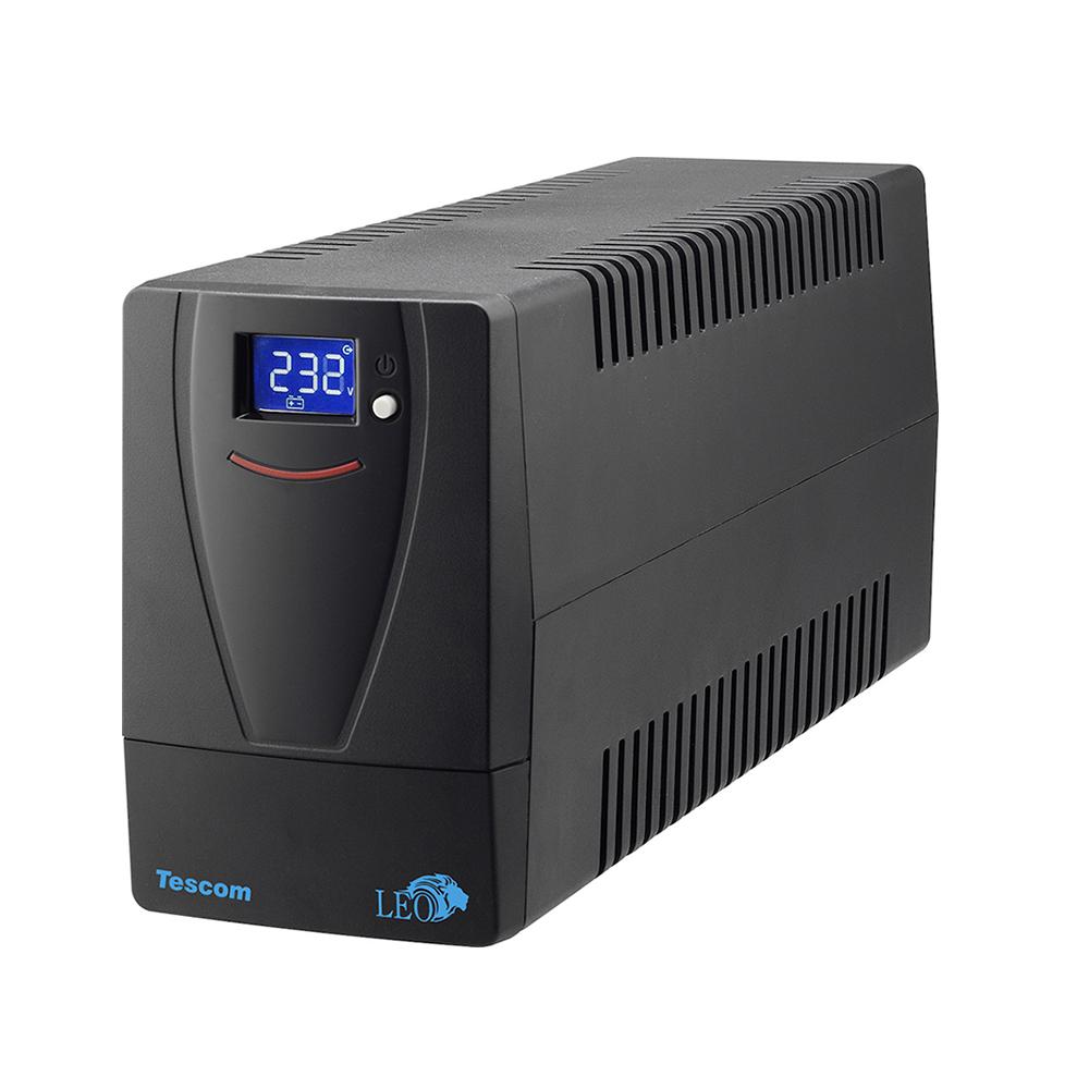 Tescom LCD 850VA UPS Line Interactive (UPS.0240) (TSLCD850)