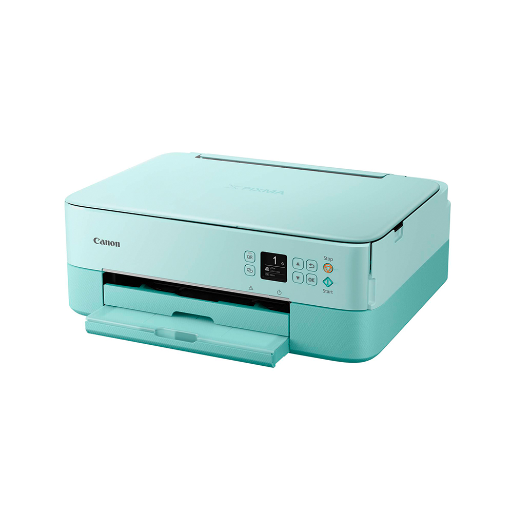 Canon PIXMA TS5353 Multifunction printer Green (3773C066AA) (CANTS5353)