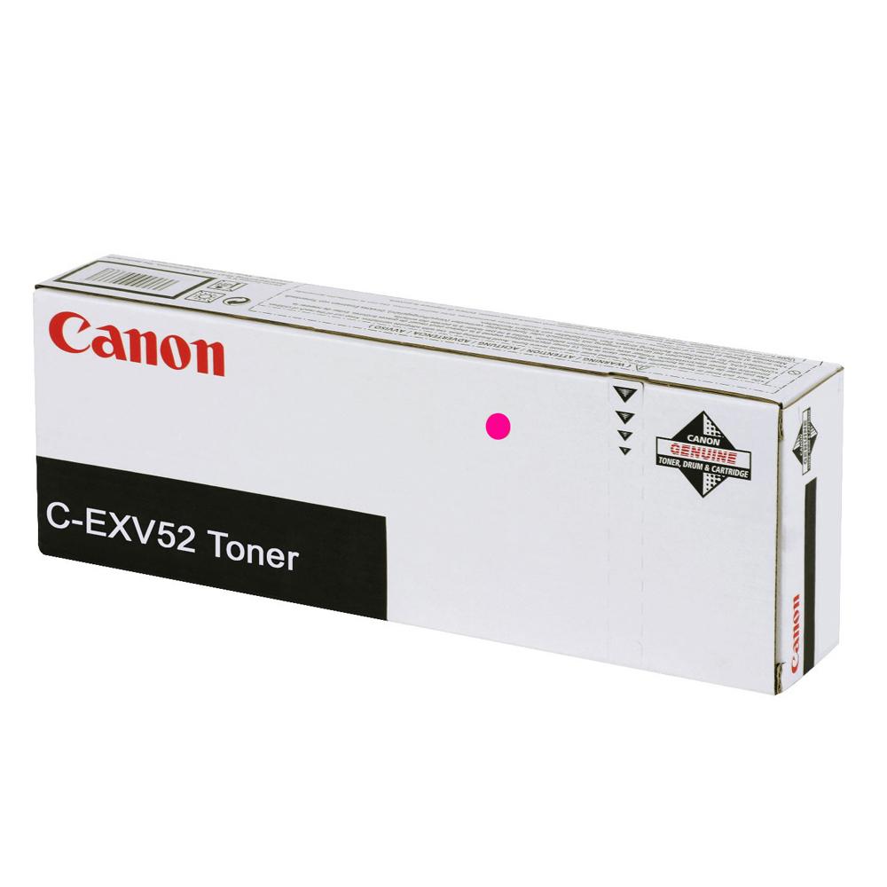 CANON IRC7565/IRC7570/IRC7580 TONER MAGENTA (C-EXV52) (1000C002) (CAN-T7565M)